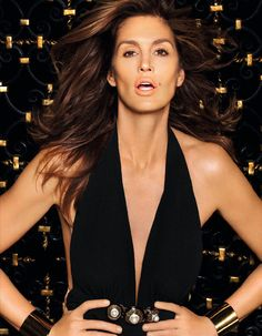 Cindy Crawford by Alix Malka for The Sunday Telegraph Spring 2012