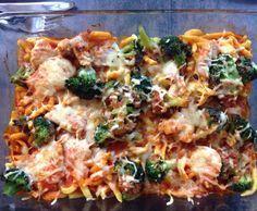 Rezept WW Spätzle-Hähnchen-Auflauf von Tinachen - Rezept der Kategorie Hauptgerichte mit Fleisch