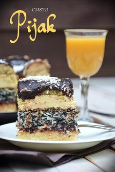 Tiramisu, Delicious Desserts, Mango, Deserts, Food And Drink, Cooking Recipes, Sweets, Cookies, Baking