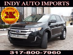 #SpecialOffer #FreeGas | $16,800 | 2011 #FordEdge Limited AWD - for Sale in Carmel IN 46032 #IndyAutoImports