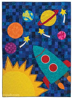 Playtime, Naptime, Anytime Quilts: 19 Fun Appliqué Projects by Kim Schaefer