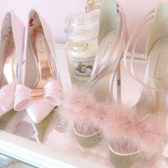 ♡ princess diana ♡ pumps ✨ in 2019 pink aesthetic, princess aesthetic, cute Pretty Shoes, Cute Shoes, Pretty In Pink, Me Too Shoes, Pretty Room, Fancy Shoes, Princess Aesthetic, Pink Aesthetic, Chanel Oberlin