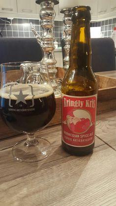 Kringly Kris Norwegian Spice Ale by Lervig