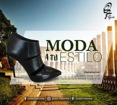 """""""La moda pasa, el estilo permanece"""" Coco Chanel  #moda #bogotá #GuidoColombia"""