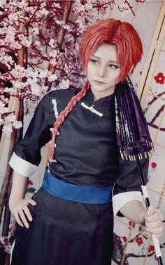 Kamui - SEUNGHYO(SYO) Kamui Cosplay Photo - Cure WorldCosplay