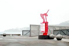 Monument in Wellington