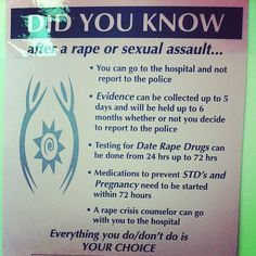 feminishblog:  constant-continuum:  drakewinzz:  dolliecrave:  Pass this on Tumblr  This is actually pretty important  very important inform...