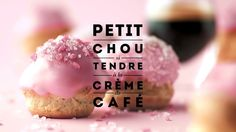 PETIT CHOU TENDRE CREME CAFE