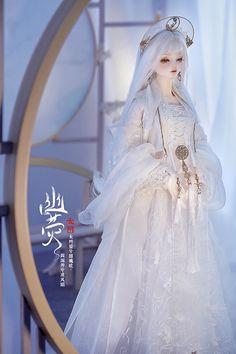 Anime Dolls, Bjd Dolls, Chinese Dolls, Dolly Doll, Russian Wedding, Beautiful Barbie Dolls, China Art, Mask Design, Cute Dolls