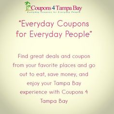Our site is open 24/7 CLICKABLE IN PROFILE  #tampa #tampabay #southtampa #tampaedm #TampaFl #tampaflorida #downtowntampa #choosetampa #coupons #ilovecoupons #extremecoupons #clippedcoupons #targetcoupons #freecoupons #xtremecoupons #cheapcoupons #iheartcoupons #babycoupons #socalcoupons #printablecoupons #followforcoupons #bulkcoupons #hotcoupons #tampabay #unlocktampabay #ILoveTampaBay #TampaBaySmallBusiness #tampabayflorida #VisitTampaBay #stufftodointampabay