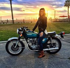 Lady Motorcycles