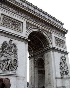 Arc de Triomphe | Best places in the World