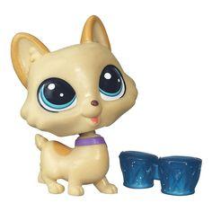Littlest Pet Shop Single Pet Corgi Regalton #28