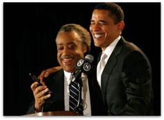 #NTB: #ArrestAlSharptonNow Plus Obama, Holder, Farrahkan & Jackson...