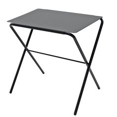 Bow table, high, anthracite black