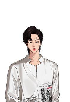 The Secret of Angel - Beauty Web, True Beauty, Girl Cartoon, Cartoon Art, Korean Anime, Angel Wallpaper, Floral Drawing, Webtoon Comics, Handsome Anime