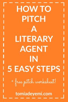 Going to a writers conference? Here are 5 easy tips to help you pitch your story today!