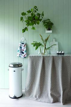 Plankett - Skygge Laundry, Organization, Home Decor, Getting Organized, Homemade Home Decor, Organisation, Laundry Service, Decoration Home, Laundry Rooms