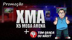 Eu vou com o @Eder Aristides Do Nascimento no X5 Mega Arena #X5MA