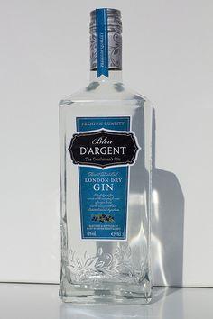 Bleu D'Argent - London Dry Gin