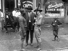 Chicago race riots 1919