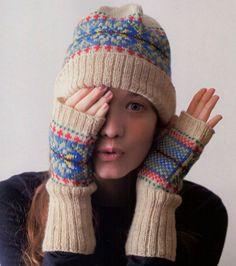 Keito Dama Knitting/Crochet Magazine 157 2013: #62