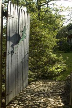 Styles of Wooden Garden Gates