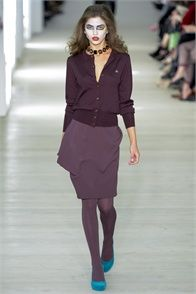 Vivienne Westwood Red Label - Collections Fall Winter 2013-14 - Shows - Vogue.it