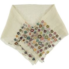 Sophie Digard, Scarf, Maria - Selvedge