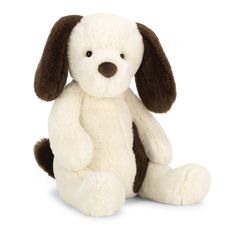 Jellycat Really Big Puffles Puppy Stuffed Animal , Small Puppies, Dogs And Puppies, Jellycat, Pet Puppy, Softies, Plushies, Puppy Love, Cuddling, Washing Machine