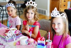 A Barbie Princess & The Popstar Party by Paisley Petal Events.