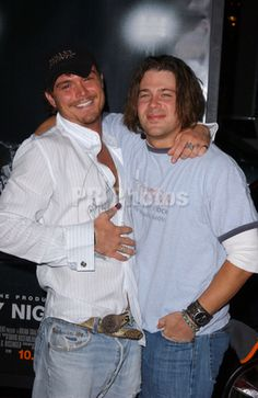 Christian Kane don't  know who took this one  FRIDAY NIGHT LIGHTS premerie