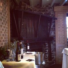 Casa Marcial. Best restaurant in Asturias, (Spain). 2 stars Michelin, 3rd Year
