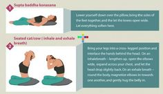 unwind enough to fall asleep. Getting a little extra stretching and breath in through some bedtime yoga before attempting to doze off makes it easier to