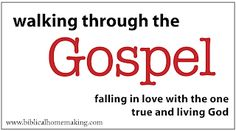 b8b7fa894d9 walking through the gospel  study list and resources