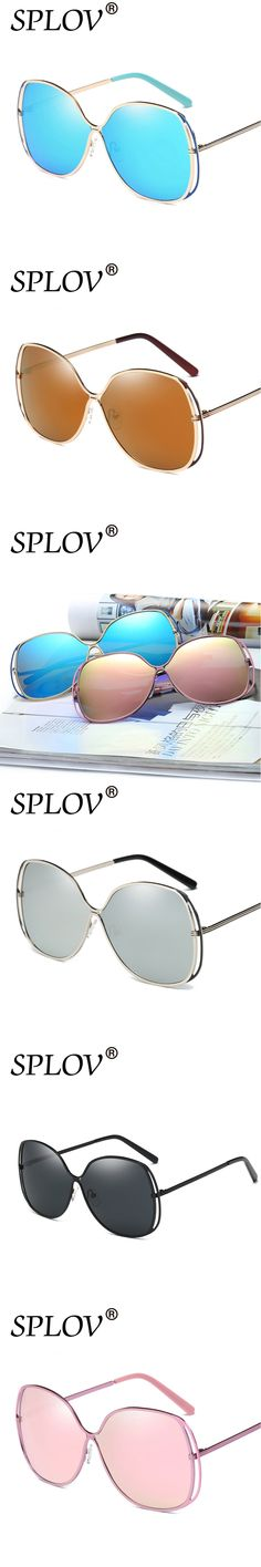 Vintage Women Polarized Sunglasses Metal Big Frame Original Brand Sun glasses Fashion Designer Round Polaroid Lens Oculos de sol