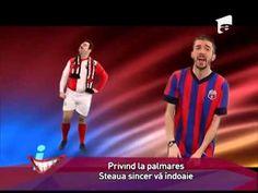 Bătălia în Rime - Steaua vs. Dinamo vs. Rapid / Cine sunt suporterii înv...
