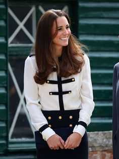 Pin for Later: Kate Middletons jüngster Solo-Termin sah nach Arbeit aus