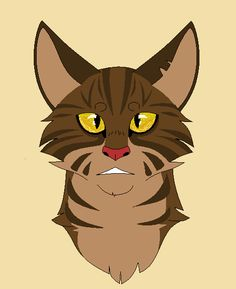 Brambleclaw <3! Its okay, Brambleclaw! You're not evil just because your dad, Tigerstar was evil. I mean, come on!! Tigerstar is dead now....... He's history from now until the end of time. So Brambleclaw, just because your dad is mean doesn't mean they have to blame it on you for every thing he did. You'll be a good, good warrior!
