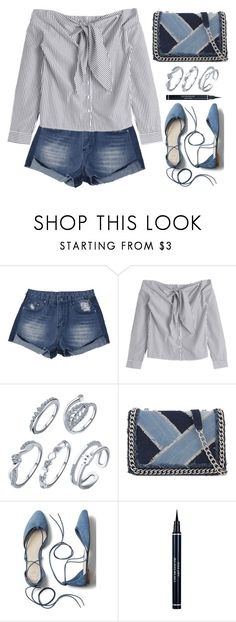 """Street Style"" by simona-altobelli ❤ liked on Polyvore featuring ALDO, Gap and Christian Dior"