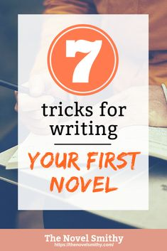 In the spirit of NaNoWriMo, I'm sure a lot of you are tackling your first novel writing project. Perhaps you've dabbled with writing in the past and are just now getting serious about it, or maybe you've never thought of writing a novel before today! Fiction Writing, Writing Advice, Kids Writing, Creative Writing, Writing A Book, Writing Ideas, Writing Prompts, National Novel Writing Month, Book People