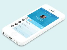 Chatting - by Beard Chicken | #ui