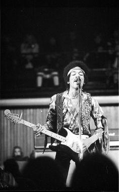 Jimi Hendrix : Photo