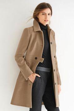 Single Button Coat NEXT £65 | Camel Coats | Pinterest | Coats ...