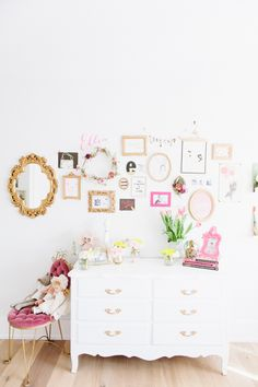 Kids room - Gallery wall - Via Mini Style