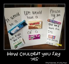 If I hadn't of been asked to prom I would o done this ❤