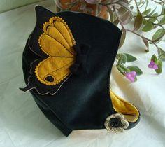 Butterfly Wing Cap Halloween 2013
