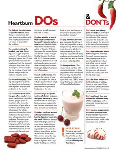 Are your eating and drinking patterns giving you heartburn? Are over-the-counter medications making it worse? Here's how to find out — and fix acid reflux for good.
