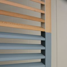 Timber shutters and louvres, full range - Open Shutters