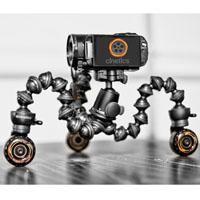 Cinetics CineSkates Set: 3 Wheels + Case (Tripod not included)